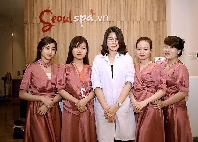Seoul Spa là Top 5 Spa làm đẹp uy tín và chất lượng nhất TP. Buôn Ma Thuột