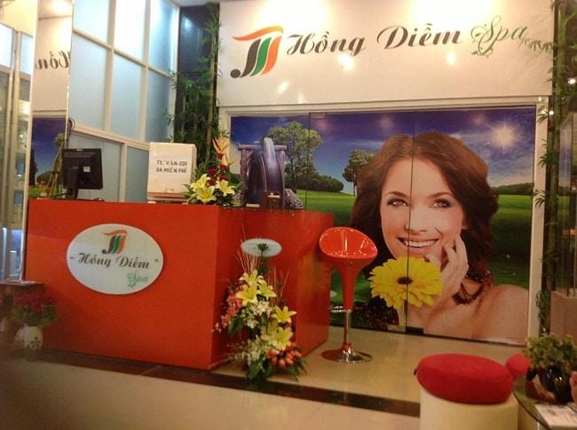 Hồng Diễm Spa & Clinic là Top 5 Spa làm đẹp uy tín và chất lượng nhất tại TP Biên Hòa, Đồng Nai