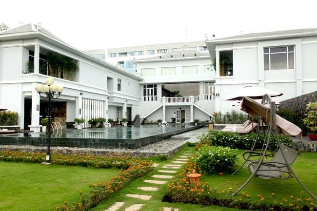 Anna Sanctuary Wellness Spa là Top 5 Spa uy tín nhất tại Quận 7, TP. Hồ Chí Minh