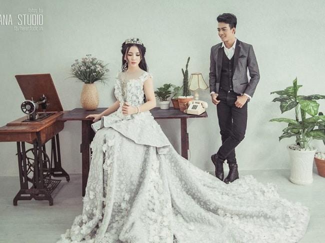 Hana Studio là Top 5 Studio chụp ảnh cưới đẹp nhất Quận Phú Nhuận, TPHCM