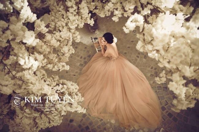 Kim Tuyến Bridal là Top 5 Studio chụp ảnh cưới đẹp nhất Quận Phú Nhuận, TPHCM
