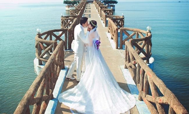 Uyên Phương Bridal là Top 5 Studio chụp ảnh cưới đẹp nhất Quận Phú Nhuận, TPHCM