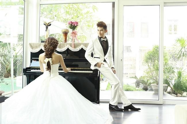 Ngọc Huy Studio là Top 5 Studio chụp ảnh cưới đẹp nhất quận Tân Bình, TPHCM