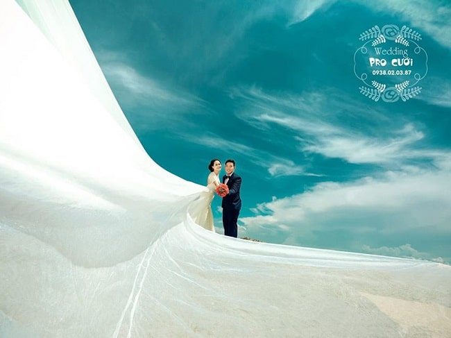Pro Cưới Wedding Studio là Top 5 Studio chụp ảnh cưới đẹp nhất quận Thủ Đức, TPHCM