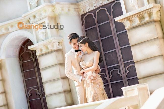 Orange Studio là Top 5 Studio chụp ảnh cưới đẹp nhất quận Thủ Đức, TPHCM