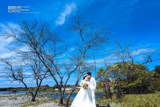 Trinh Lam Studio là Top 5 Studio chụp ảnh cưới đẹp nhất quận Thủ Đức, TPHCM