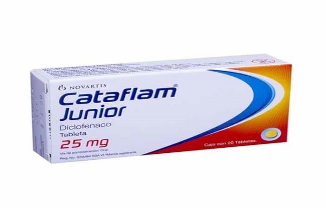 Cataflam là Top 5 Loại thuốc giảm đau bụng kinh tốt nhất được bác sỹ khuyên dùng