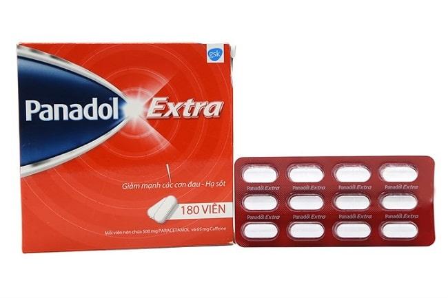 Panadol là Top 10 Loại thuốc hạ sốt dành cho người lớn thông dụng nhất
