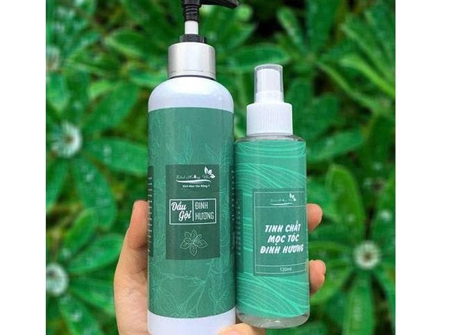 Đinh Hương Nhu là Top 10 Loại thuốc mọc tóc tốt nhất