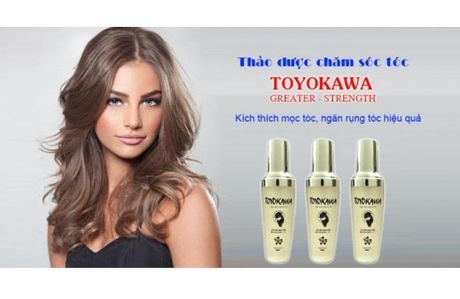 Tokoyawa - Greater Strength là Top 10 Loại thuốc mọc tóc tốt nhất