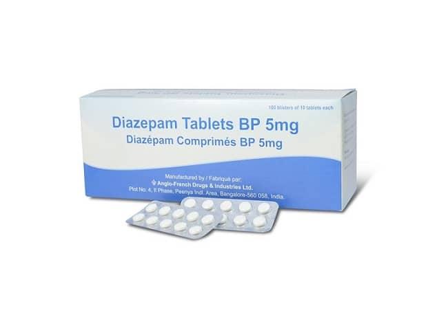 Thuốc Diazepam là Top 10 Loại thuốc ngủ thông dụng bạn nên sử dụng
