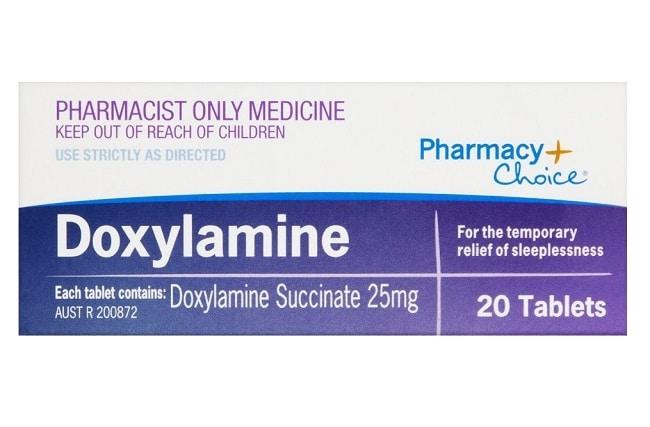 Thuốc Doxylamine là Top 10 Loại thuốc ngủ thông dụng bạn nên sử dụng