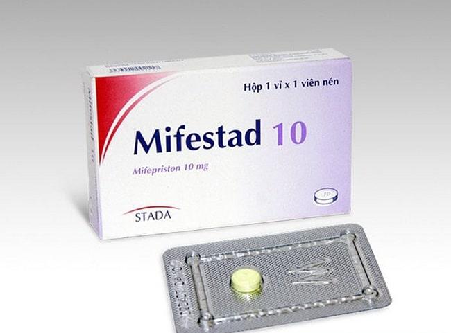 Mifepristone 10mg là Top 10 Thuốc tránh thai an toàn và hiệu quả nhất cho phụ nữ