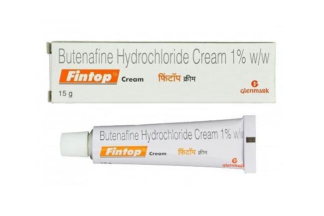 Butenafine là Top 13 Loại thuốc trị hắc lào tốt và hiệu quả nhất