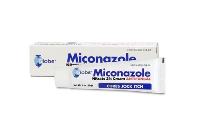Miconazol là Top 13 Loại thuốc trị hắc lào tốt và hiệu quả nhất