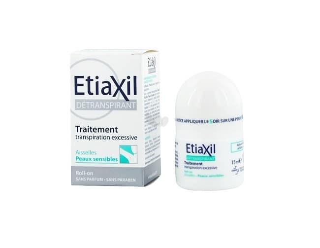 Etiaxil là Top 10 Thuốc trị hôi nách tốt nhất hiện nay