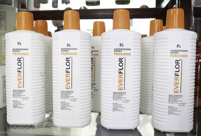 Everflor  là Top 10 Thương hiệu thuốc uốn tóc lạnh tốt nhất hiện nay