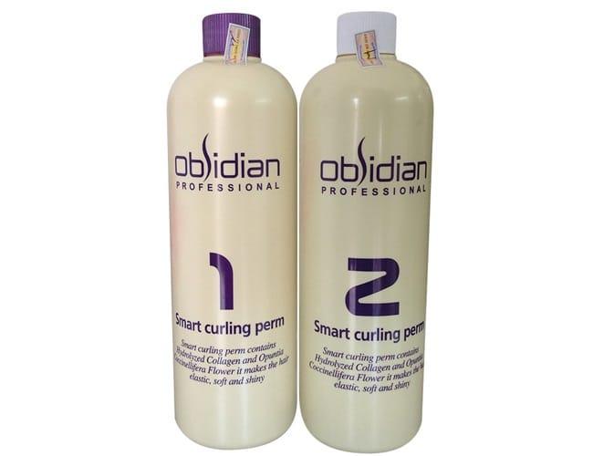 Obsidian là Top 10 Thương hiệu thuốc uốn tóc lạnh tốt nhất hiện nay