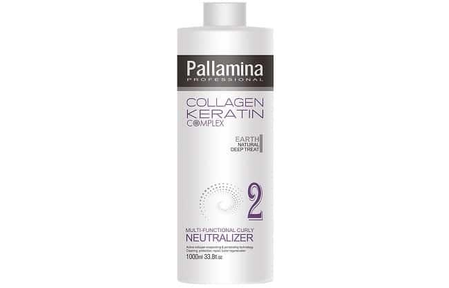Pallamina là Top 10 Thương hiệu thuốc uốn tóc lạnh tốt nhất hiện nay