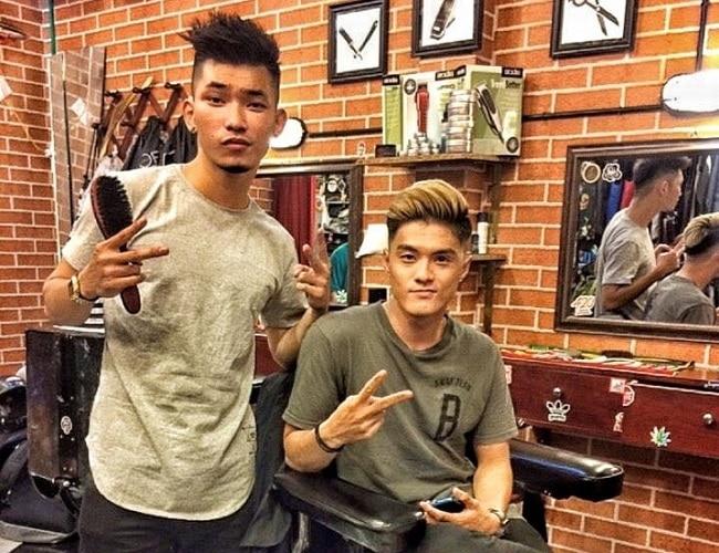 4RAU Barber Shop là Top 5 địa chỉ cắt tóc Undercut chất nhất ở TP.HCM