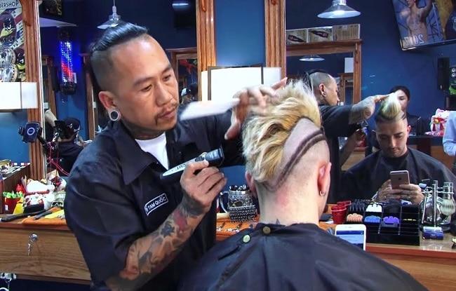 Vũ Trí Hair là Top 5 địa chỉ cắt tóc Undercut chất nhất ở TP.HCM