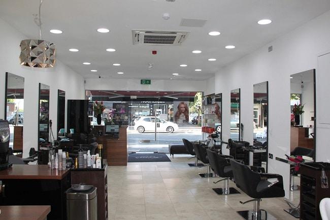 Kim Hair Salon là Top 5 địa chỉ cắt tóc Undercut chất nhất ở TP.HCM