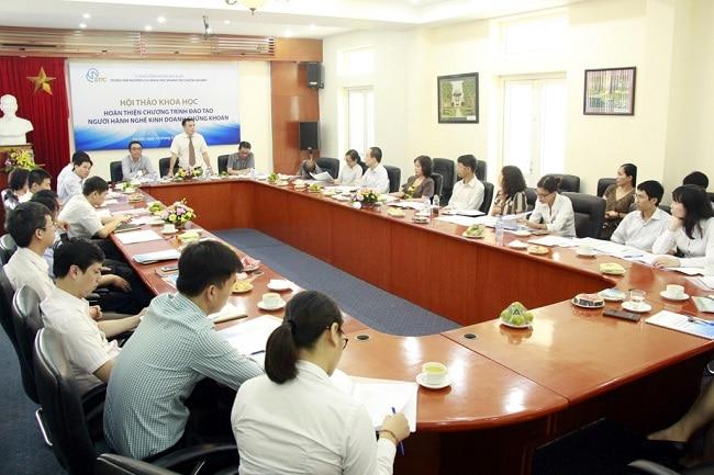SRTC là Top 5 Trung tâm đào tạo chứng khoán tốt nhất tại TPHCM