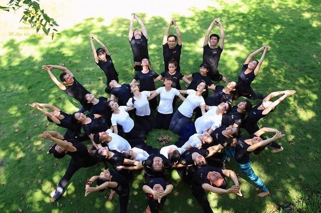 Trái Tim Vàng là Top 5 Trung tâm đào tạo giáo viên yoga uy tín, chất lượng nhất TPHCM