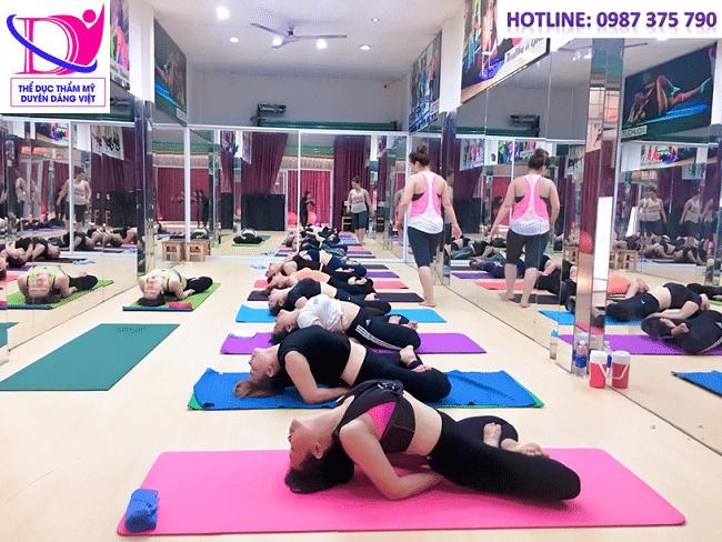Duyên Dáng Việt là Top 5 Trung tâm đào tạo giáo viên yoga uy tín, chất lượng nhất TPHCM