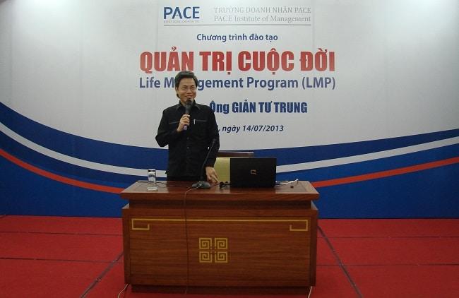 Trường doanh nhân Pace là Top 5 Trung tâm đào tạo kỹ năng mềm tốt nhất TPHCM