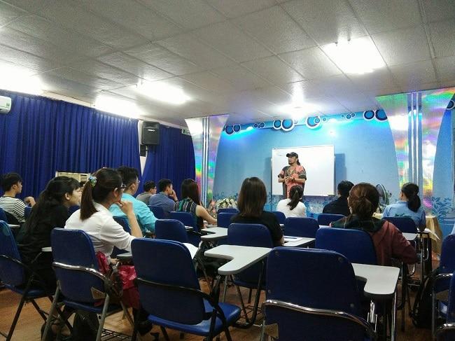 Phòng đào tạo nhà văn hóa Thanh Niên là Top 5 Trung tâm đào tạo kỹ năng mềm tốt nhất TPHCM
