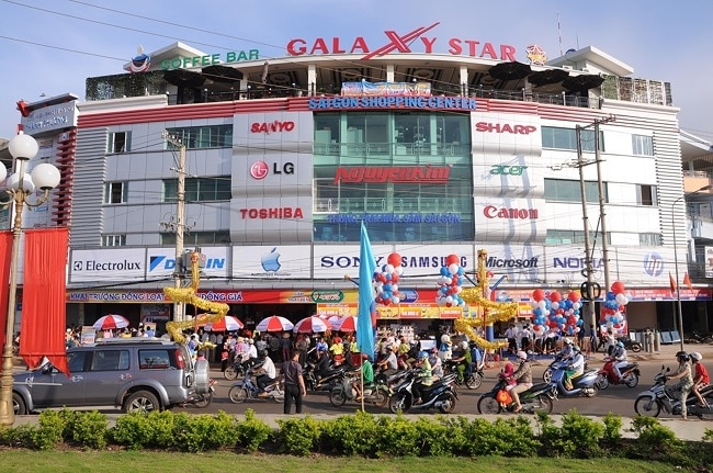 Nguyễn Kim là Top 5 Trung tâm điện máy lớn nhất tại TPHCM