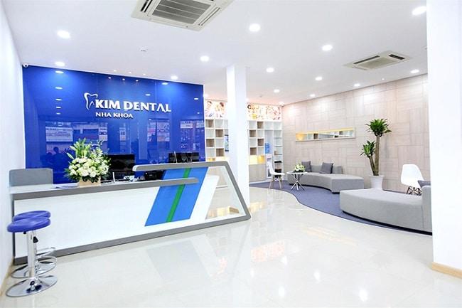 Phòng khám nha khoa KIM là Top 5 Trung tâm răng hàm mặt uy tín nhất ở TPHCM