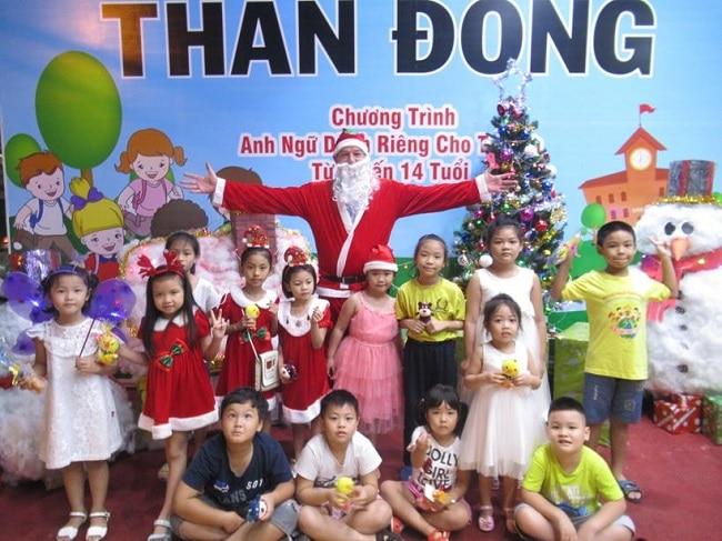 Thần Đồng là Top 5 Trung tâm tiếng Anh tốt nhất Quận Bình Tân, TPHCM