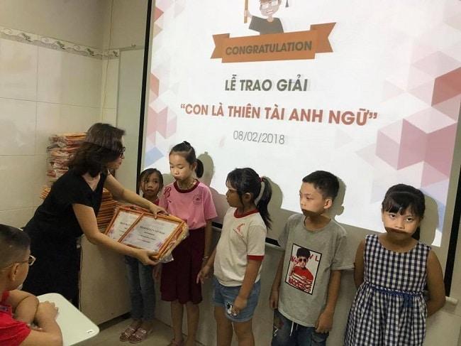 Color English Center là Top 5 Trung tâm tiếng Anh tốt nhất Quận Bình Tân, TPHCM