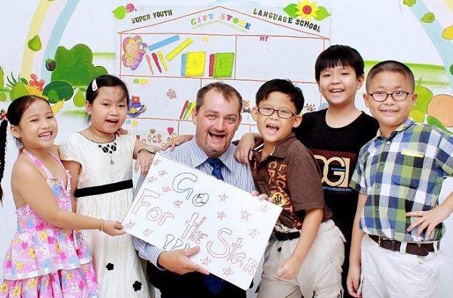 Ngoại ngữ Thần Đồng là Top 10 Trung tâm tiếng Anh tốt nhất Quận Tân Phú, TPHCM