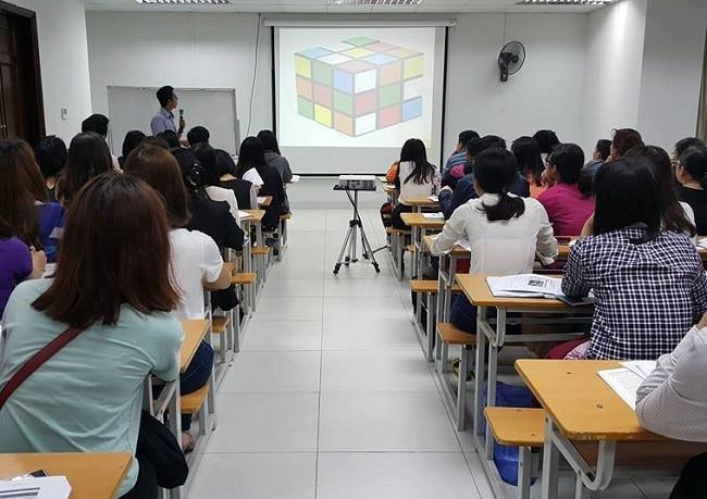 Joy English là Top 10 Trung tâm tiếng Anh tốt nhất Quận Tân Phú, TPHCM