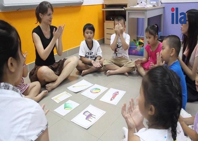 ILA là Top 10 Trung tâm tiếng Anh tốt nhất Quận Tân Phú, TPHCM