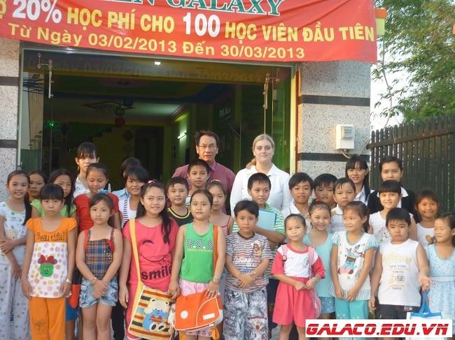 Galaco là Top 10 Trung tâm tiếng Anh tốt nhất Quận Tân Phú, TPHCM