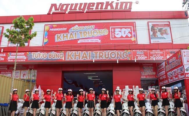 trung tam dien may Nguyen Kim