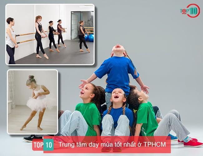 Trung tâm dạy múa tại TPHCM