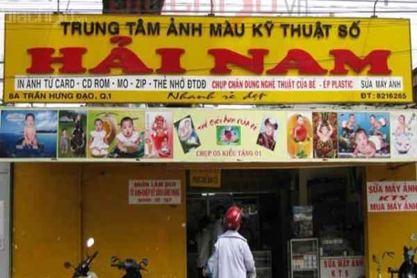 tiệm chụp ảnh thẻ lấy ngay đẹp nhất TPHCM anh mau Hai Nam