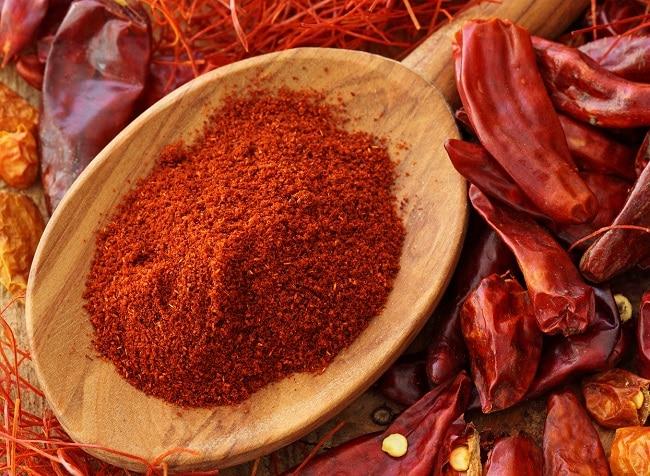 Cách diệt mối tại nhà bằng bột ớt
