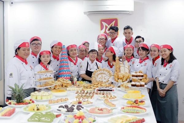 Trường dạy học nấu ăn huong nghiep A Au