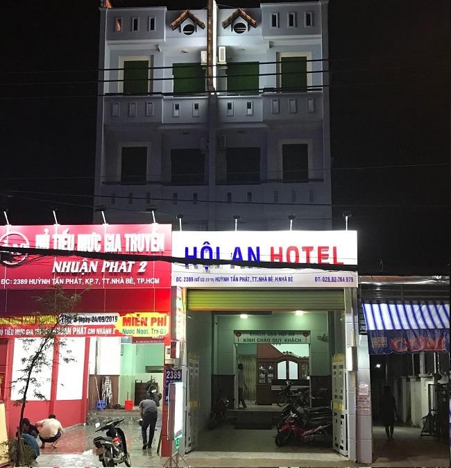 khách sạn Hội An - Nhà bè rẻ tốt