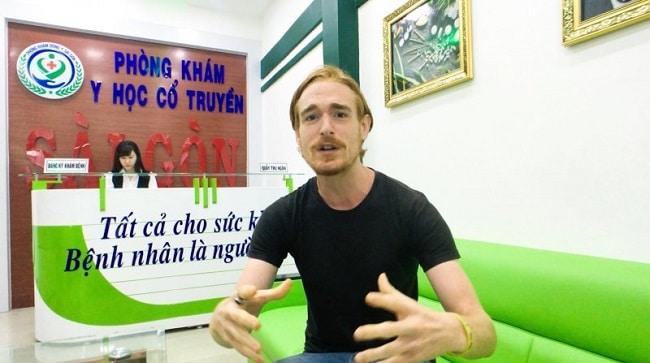 phong kham y hoc co truyen Sai Gon