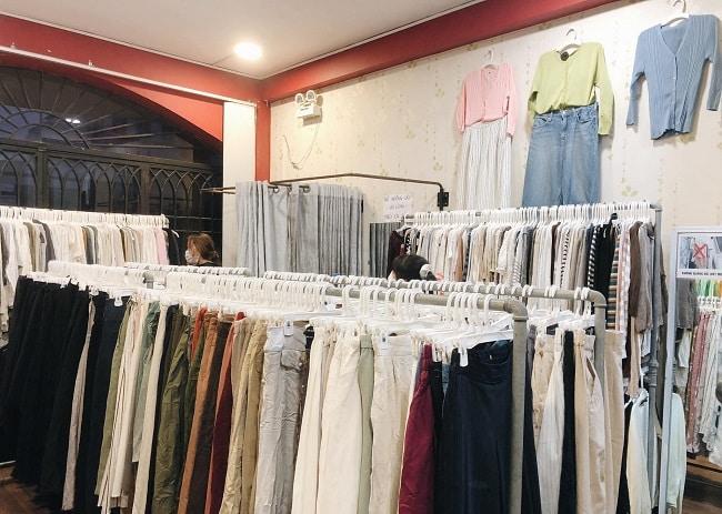 Shop áo sơ mi nữ trắng TPHCM - Con Quạ Đen