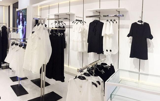 Shop áo sơ mi nữ trắng TPHCM - Elise