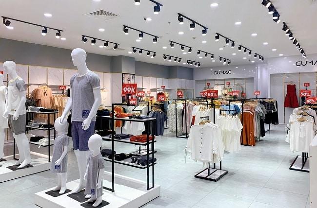 Shop áo sơ mi nữ trắng TPHCM - Gumac