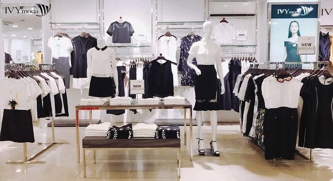 Shop áo sơ mi nữ trắng TPHCM - IVY Moda